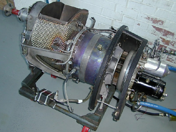 Rover Gas Turbine Engines