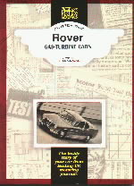 Rover Gas Turbine Cars compiled by Trevor Alder